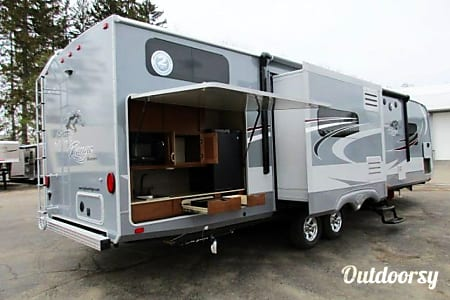 02016 Open Range Roamer RT310BHS  , Michigan