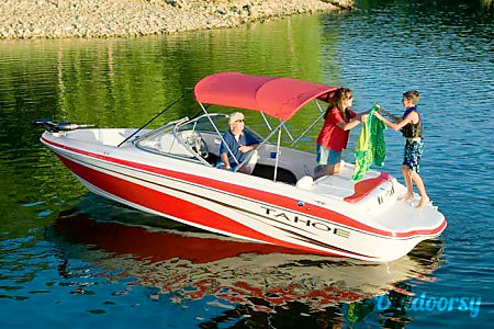 2005 Tahoe Q4 Ski and Fishing Boat  Placerville, CA