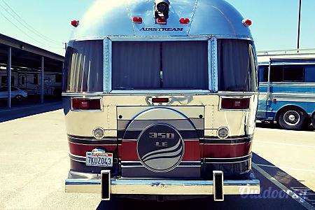 Classic Updated Luxurious  1990 Airstream 350 LE  Pomona, California