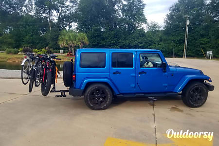 02014 Jeep Wrangler Sahara Unlimited  Spring, TX