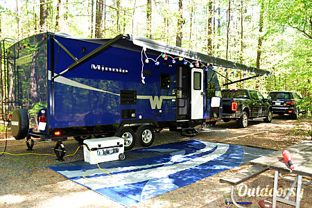 2016 Winnebago Minnie  Cary, North Carolina