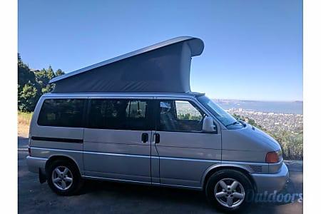 02003 Volkswagen euro-van weekender  Oakland, CA