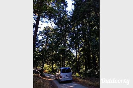 2003 Volkswagen euro-van weekender  Oakland, California