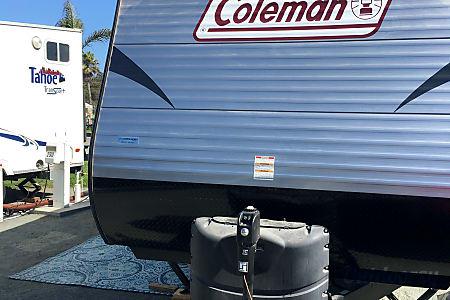 2016 Coleman w/ Double Bunks  Pismo Beach, CA