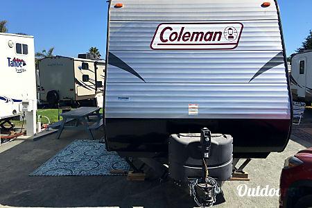 02016 Coleman w/ Double Bunks  Pismo Beach, CA