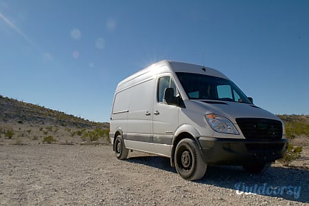 2008 Mercedes-Benz Sprinter  Asheville, North Carolina