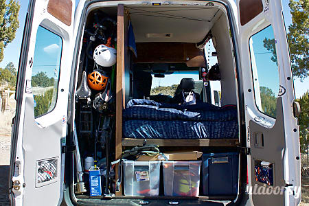 2008 Mercedes-Benz Sprinter  Asheville, North Carolina
