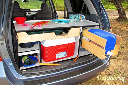 2007 Honda Odyssey  Kihei, Hawaii