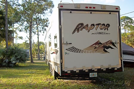 2007 Keystone Raptor  Loxahatchee, Florida