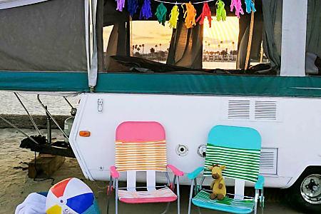 0Cozy camper  San Diego, CA