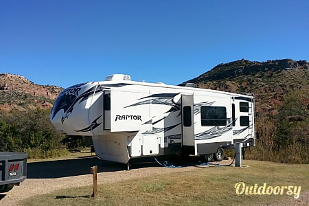2013 Keystone Raptor 300MP ~ The Greene Traveler :)  DeLand, Florida