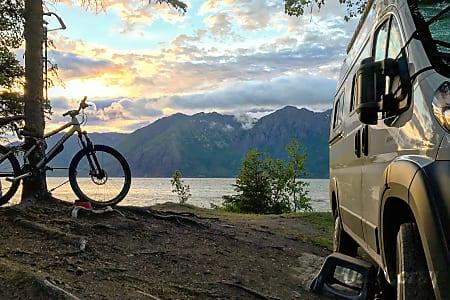2016 AlaskaVans ProMaster  Anchorage, Alaska