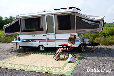 0Jayco Pop-up Unit 19  Wayland, MI
