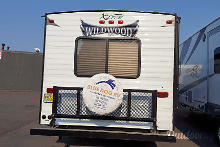 2016 Wildwood X-Lite 22' & Paddleboard Rentals!  Vancouver, Washington