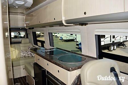 2014 Mercedes Benz 8 Passenger Airstream Interstate  Fort Myers, Florida
