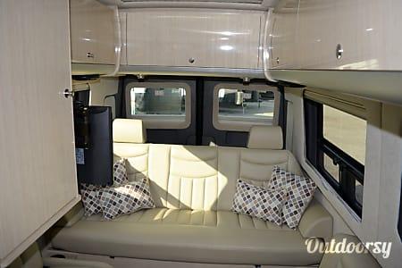 2014 Mercedes Benz 8 Passenger Airstream Interstate  Key West, Florida