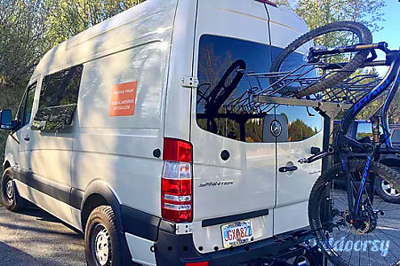 02016 MB Sprinter 2WD - Pebble Gray  Anchorage, AK