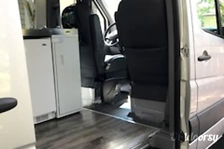 2015 Mercedes-Benz Sprinter  Asheville, North Carolina