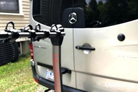 2015 Mercedes-Benz Sprinter  Asheville, North Carolina