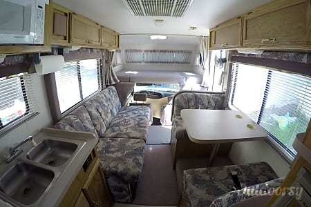 021' Class C Winnebago Mirco Mini Warrior  Camas, Washington