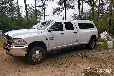 "0""The Beast"" - 2015 RAM 3500 4x4 Dually  Monroe, GA"