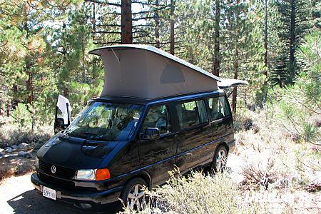02002 Volkswagen Westfalia Eurovan  Woodside, CA