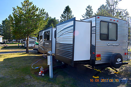 2017 Keystone Springdale West 303bhwe  Portland, Oregon