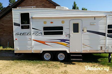 02007 Forest River Sierra Sport  Ogden, Utah