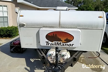 02012 Trailmanor 2720sl  Spring Hill, FL