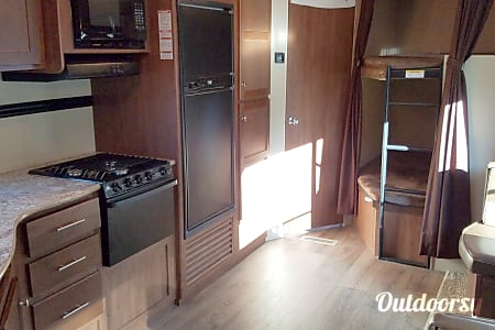 2016 Aspen 2810 Bunkhouse Travel Trailer  Puyallup, Washington