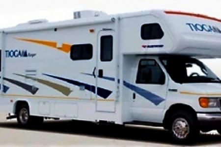 02008 Fleetwood Tioga Ranger  CORONA, CA