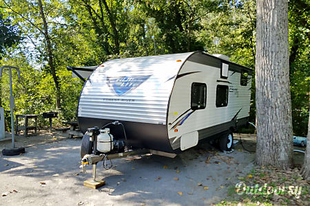 02017 Forest River Salem Cruise Lite 21'  Mt Juliet, TN
