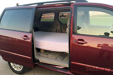02007 Toyota Sienna  Richardson, TX