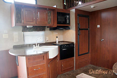 2012 Riverside Rv Loft  Lincoln, Nebraska