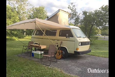 01981 Volkswagen Westfalia  Columbus, Mississippi