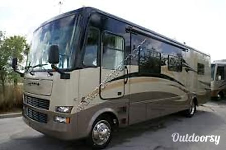 02008 Tiffin Motorhomes Allegro Open Road  Danville, CA