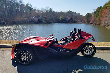 02016 Polaris Slingshot Sl 5 speed  Marietta, GA