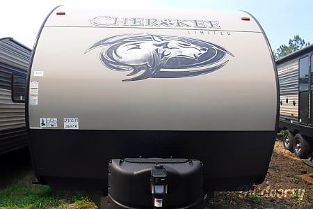 2017 Cherokee Grey Wolf 264CK  Jacksonville, Fl