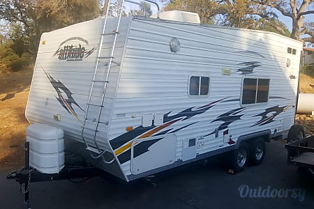 02007 Eclipse Recreational Vehicles Attitude  Coarsegold, CA