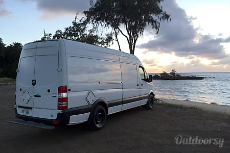 RV Sprinter Van  Haleiwa, Hawaii