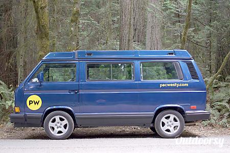 Van #4 - Ernie  Bainbridge Island, WA