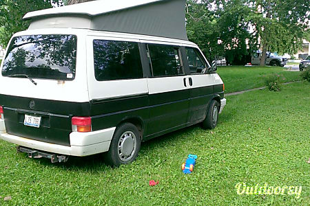 0&quot;RUSTY&quot; Eurovan Westfalia AKA <Westy> Weekender Pop-Top  Westphalia, MI