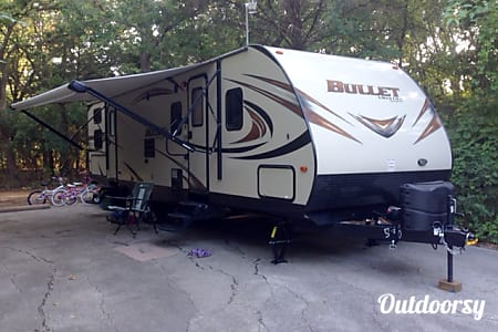 02015 Keystone Bullet 308BHS  Newcastle, Oklahoma