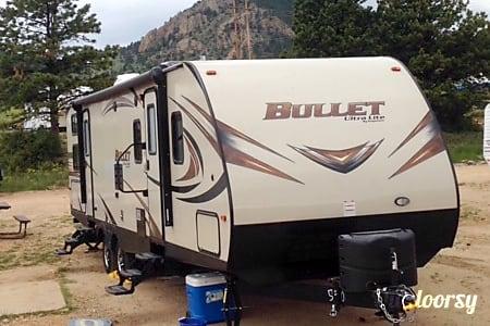 2015 Keystone Bullet 308BHS  Newcastle, Oklahoma