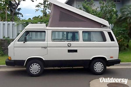 1988 Volkswagen Westfalia  Kihei, Hawaii