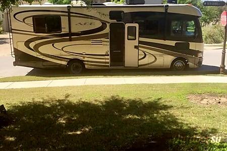 02012 Thor Motor Coach A.C.E  Austin, TX