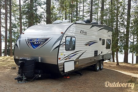 2017 Forest River Salem Cruise Lite Toy Hauler  Spokane Valley, Washington