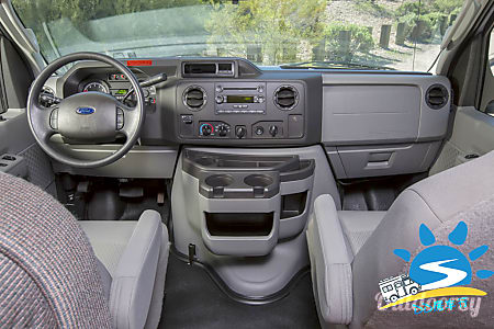 19' Ford E350  Carson(洛杉矶), CA