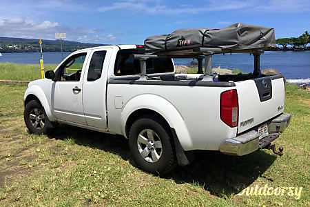 2010 Nissan Frontier King Cab 4x4  Hilo, Hawaii