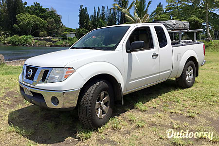 2010 Nissan Frontier King Cab 4x4  Hilo, Hawaii